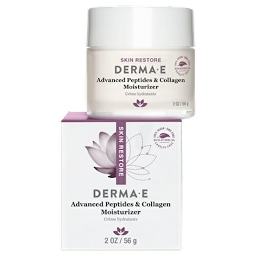 DermaE Natural Bodycare Advanced Peptides & Collagen Moisturizer