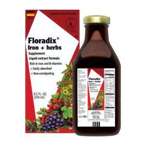 Flora Floradix Iron & Herbs