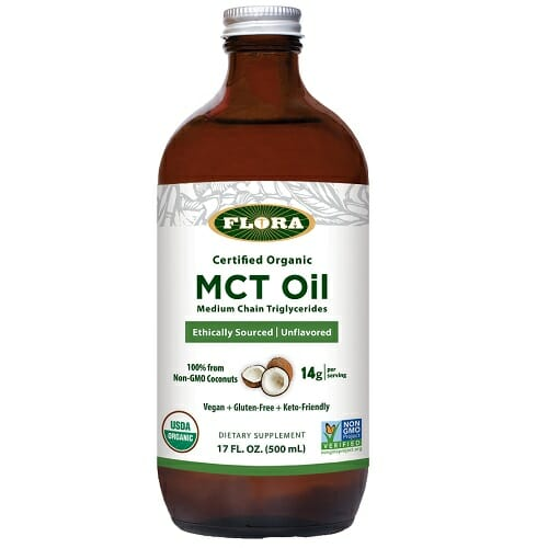 Flora MCT Oil