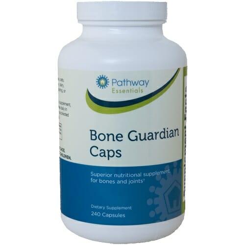 Health Products Distributors Bone Guardian