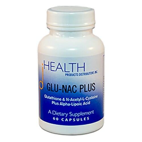 Health Products Distributors GLU-NAC Plus