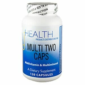 Health Products Distributors Multi Two Caps