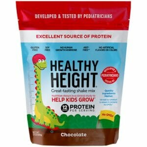 Healthy Height Kid's Protein Powder