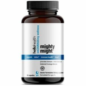 Hello Health Mighty Might