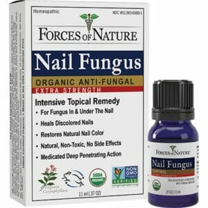 Nail Fungus Control ES Organic