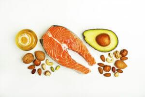 omega-3 fatty acid rich foods