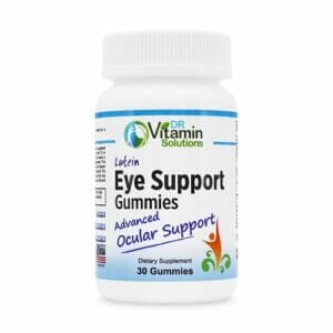 DR Vitamin Solutions Lutein Eye Support Gummies | 30 Count