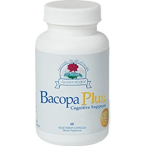 Ayush Herbs Bacopa Plus