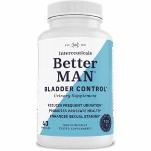 Interceuticals Better Man