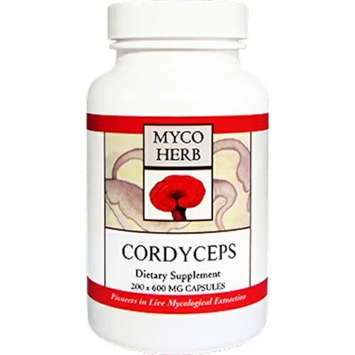 MycoHerb by Kan Cordyceps | Optimal Potency, 100 Capsules