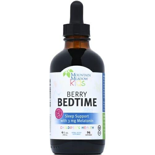 Mountain Meadow Herbs Kid's Berry Bedtime