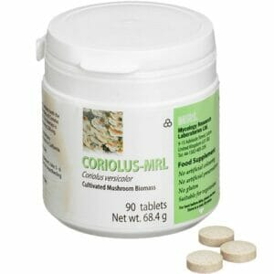 Mycology Research Labs Coriolus Versicolor-MRL 500 mg