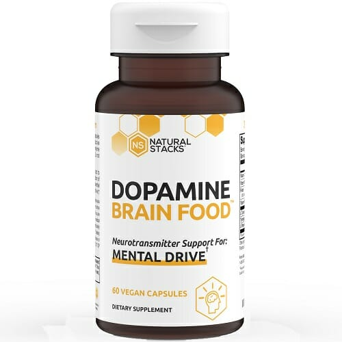 Natural Stacks Dopamine Brain Food