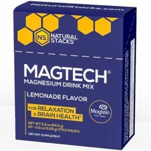 Natural Stacks Magtech Drink Mix
