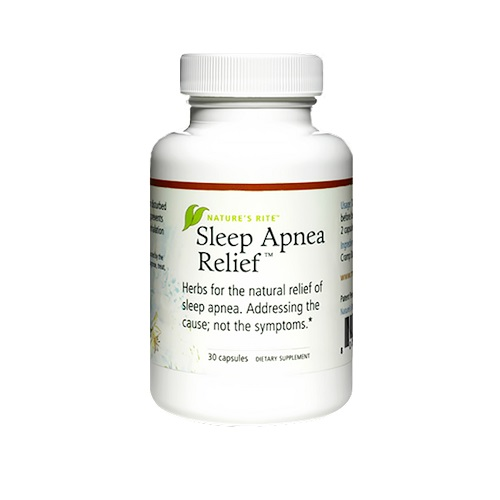 Nature's Rite Sleep Apnea Relief