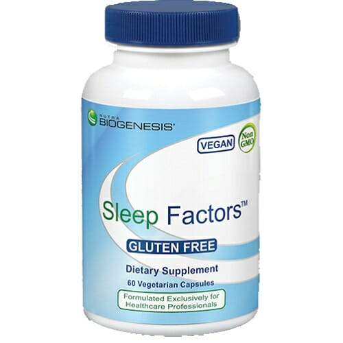 Nutra BioGenesis Sleep Factors