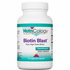 Nutricology Biotin Blast