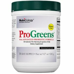 Nutricology ProGreens Powder