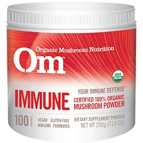Om Mushrooms Immune