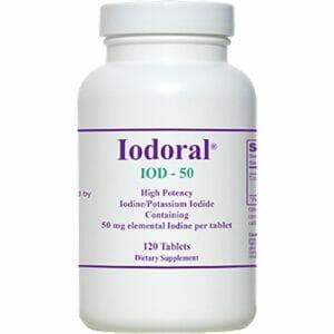 Optimox Iodoral 50