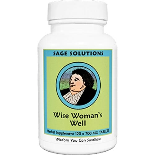 Sage Solutions by Kan Wise Woman's Well