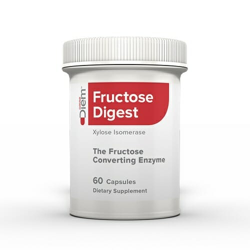 Diem Fructose Digest with Xylose Isomerase