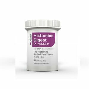 Diem Histamine Digest PureMAX with DAO