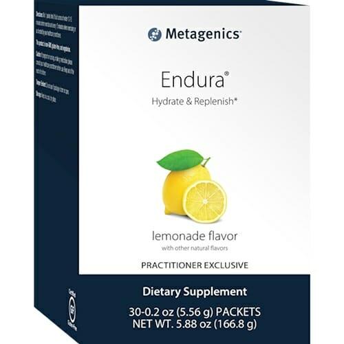 Metagenics Endura Lemonade Flavor
