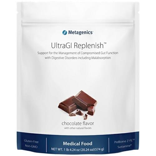 Metagenics UltraGI Replenish Chocolate