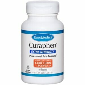 EuroMedica Curaphen Extra Strength
