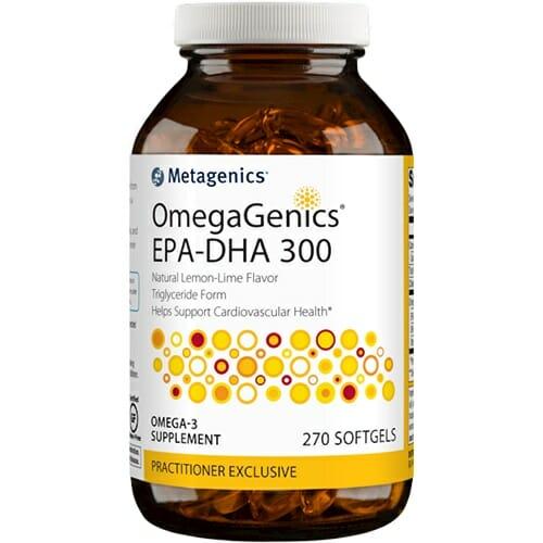 Metagenics OmegaGenics EPA-DHA 300