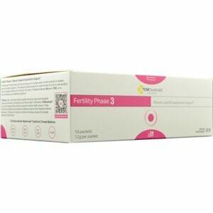 TCMCeuticals Fertility Phase 3