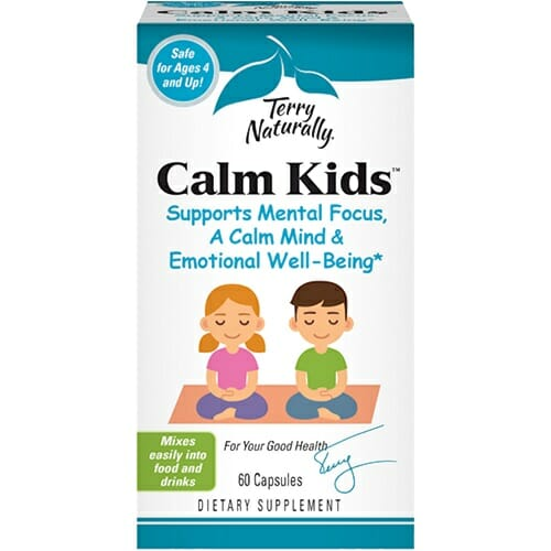 Terry Naturally Calm Kids