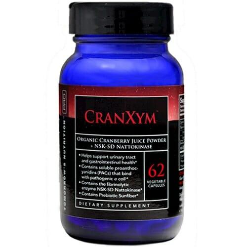 Cranxym | Tomorrow's Nutrition | 62 Vegetable Capsules