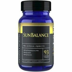 Tomorrow's Nutrition SunBalance | 93 Vegetable Capsules