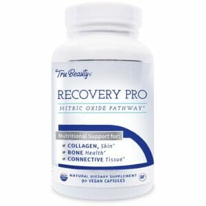 Recovery Pro   TruBeauty   90 Vegetable Capsules