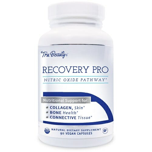 Recovery Pro | TruBeauty | 90 Vegetable Capsules