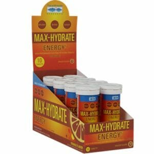 Trace Minerals Research Max-Hydrate Energy
